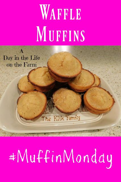 Waffle Muffins pin