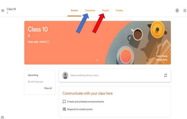 Google Classroom क्या होता है | Online Class कैसे शुरू करे