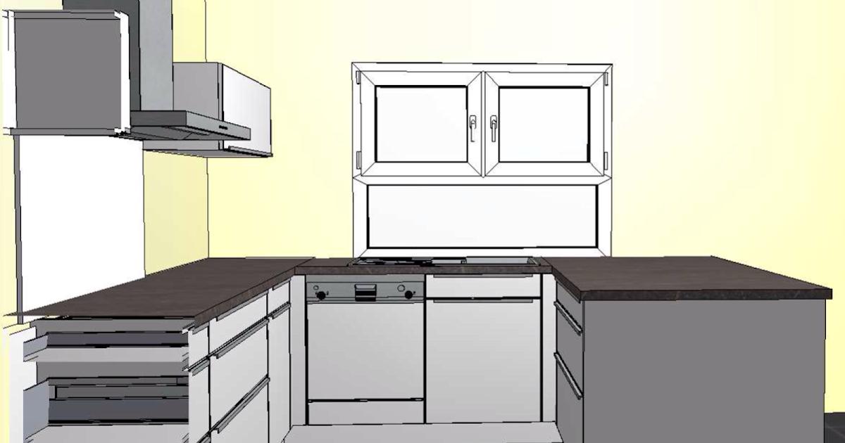 vio 302 von fingerhaus in wuppertal unser bautagebuch unsere neue k che. Black Bedroom Furniture Sets. Home Design Ideas