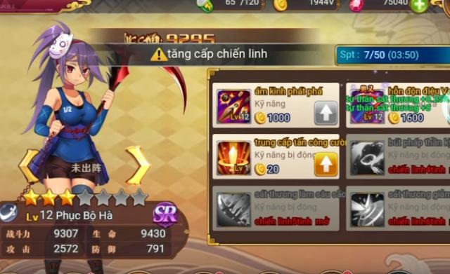 Tải game Quyền Vương Chiến H5 Việt hóa Free CODE + Lượng Lớn KNB & Quà Khủng rất đáng chơi | Tải game Trung Quốc hay