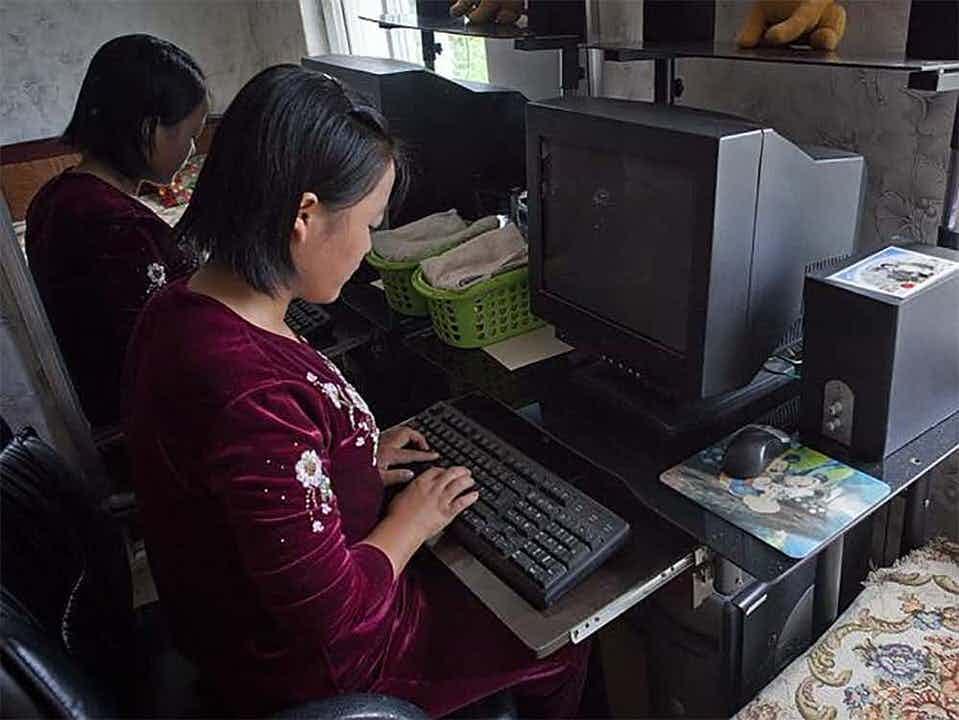 Στην Βόρεια Κορέα έχουν Υπολογιστές - αλλά όχι ρεύμα