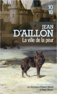 La Ville De La Peur Broché de Jean D'aillon PDF