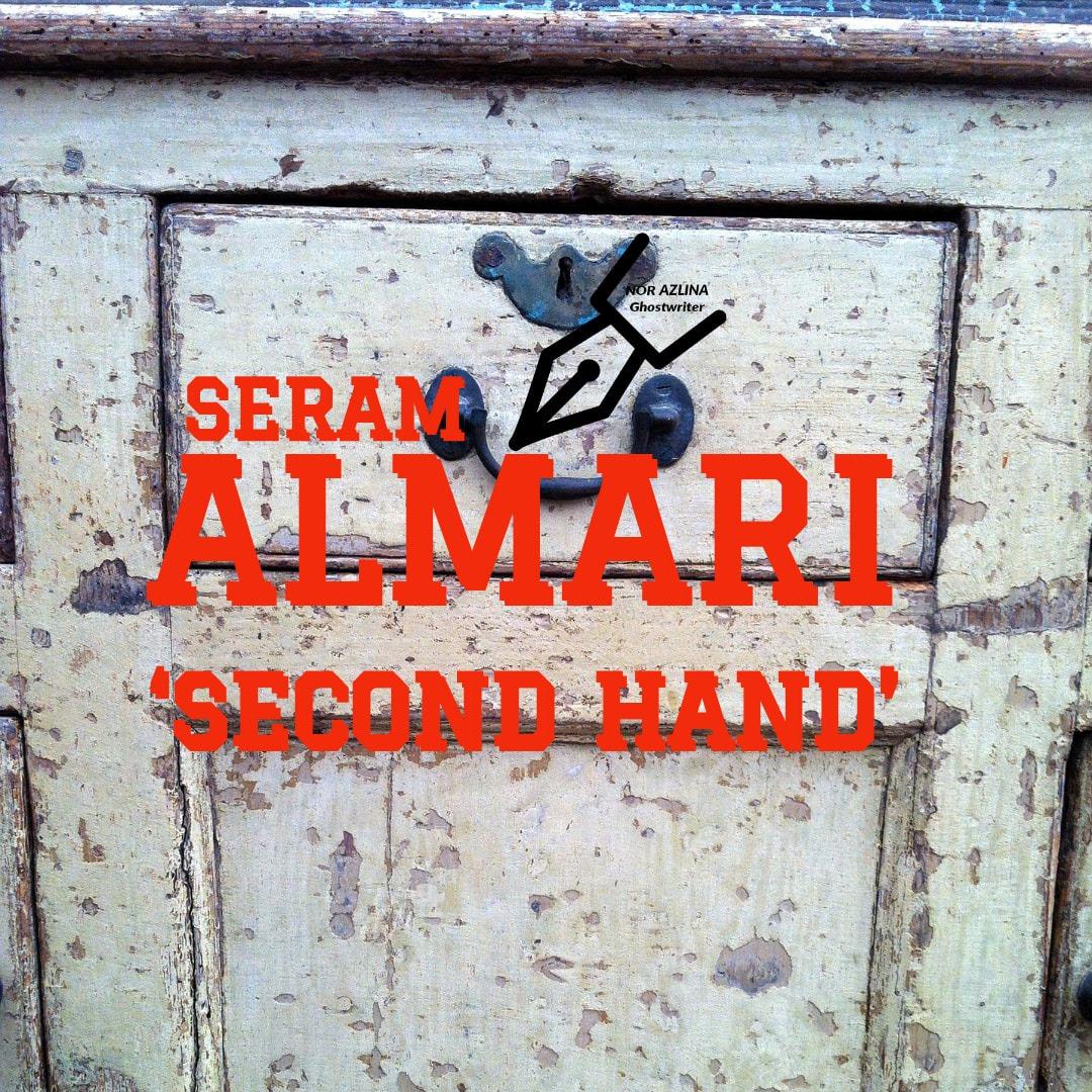 perabot second hand dan pocong