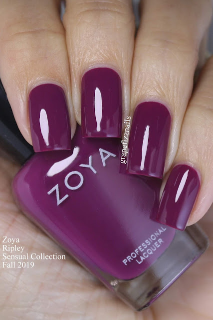 Zoya Ripley, Sensual Collection Fall 2019