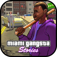 Miami Gangsta Stories 2018 v1.08 Mod APK1