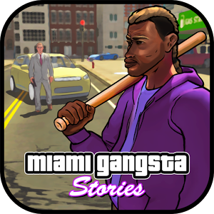 Miami Gangsta Stories 2018 v1.08 Mod APK