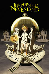 Yakusoku no Neverland Legendado