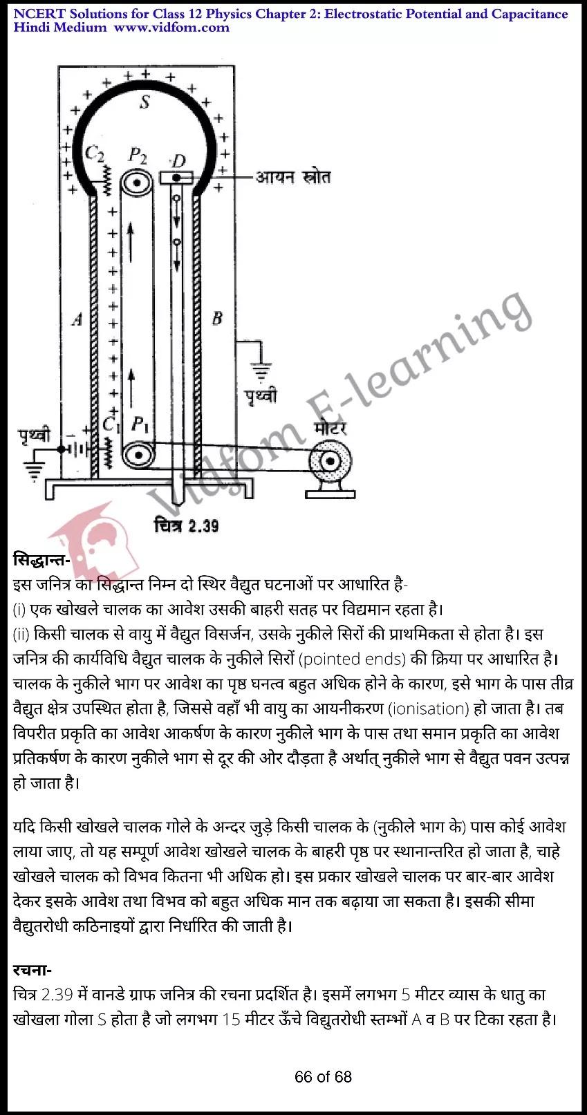 class 12 physics chapter 2 light hindi medium 66