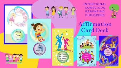kids affirmation cards