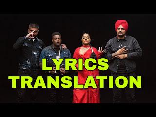 47 Lyrics in English | With Translation | – Sidhu Moose Wala