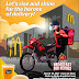 McDonald's: Give Back to Delivery Riders this MAR16 with McDeliverBack!