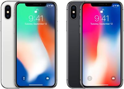 Điện thoại iPhone X chính hãng