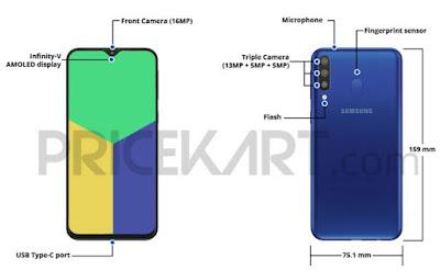 Galaxy M30 Phone