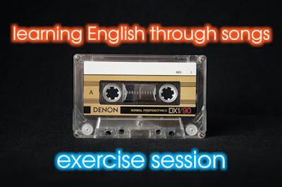 DBI | Soal Latihan Belajar Bahasa Inggris dengan Lagu