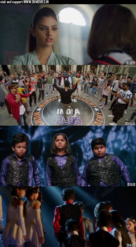Naach Lucky Naach 2020 Hindi 720p HDRip 950mb