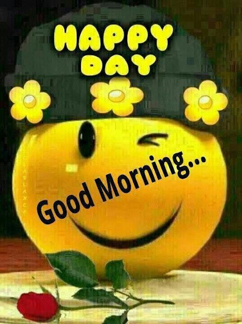 Happy Day Sunday Good Morning