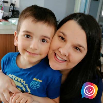 Autisme, les couleurs et de Mathis  #30couleurs Julie Philippon