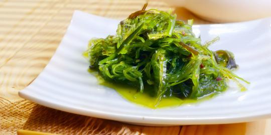 8 Manfaat Alami Rumput Laut Untuk Kesehatan Tubuh