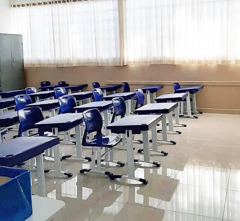 O governador do Pará anunciou que o retorno das aulas presenciais na rede estadual de ensino está prevista para 5 de agosto.
