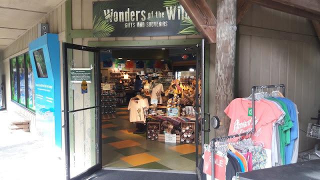Brevard Zoo Gift Shop