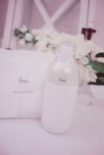 我的IPSA ME 空瓶札記
