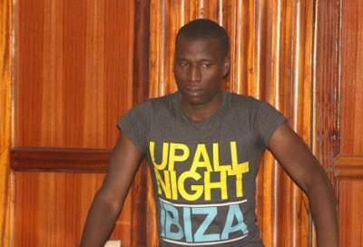 controversial blogger Cyprian Nyakundi