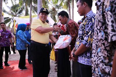 HUT Lampung ke-56, Gubernur Arinal Beri Sejumlah Bantuan