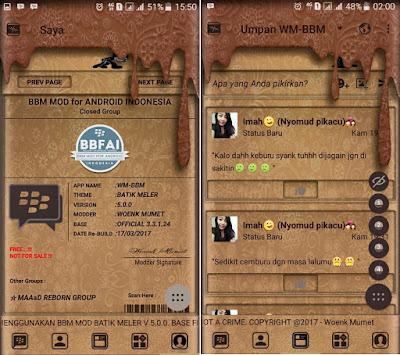 Gambar BBM Mod Meller