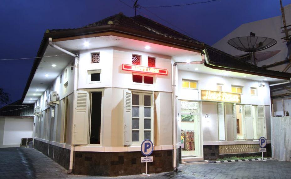 Hotel Besar Purwokerto Kabupaten Banyumas Jawa Tengah