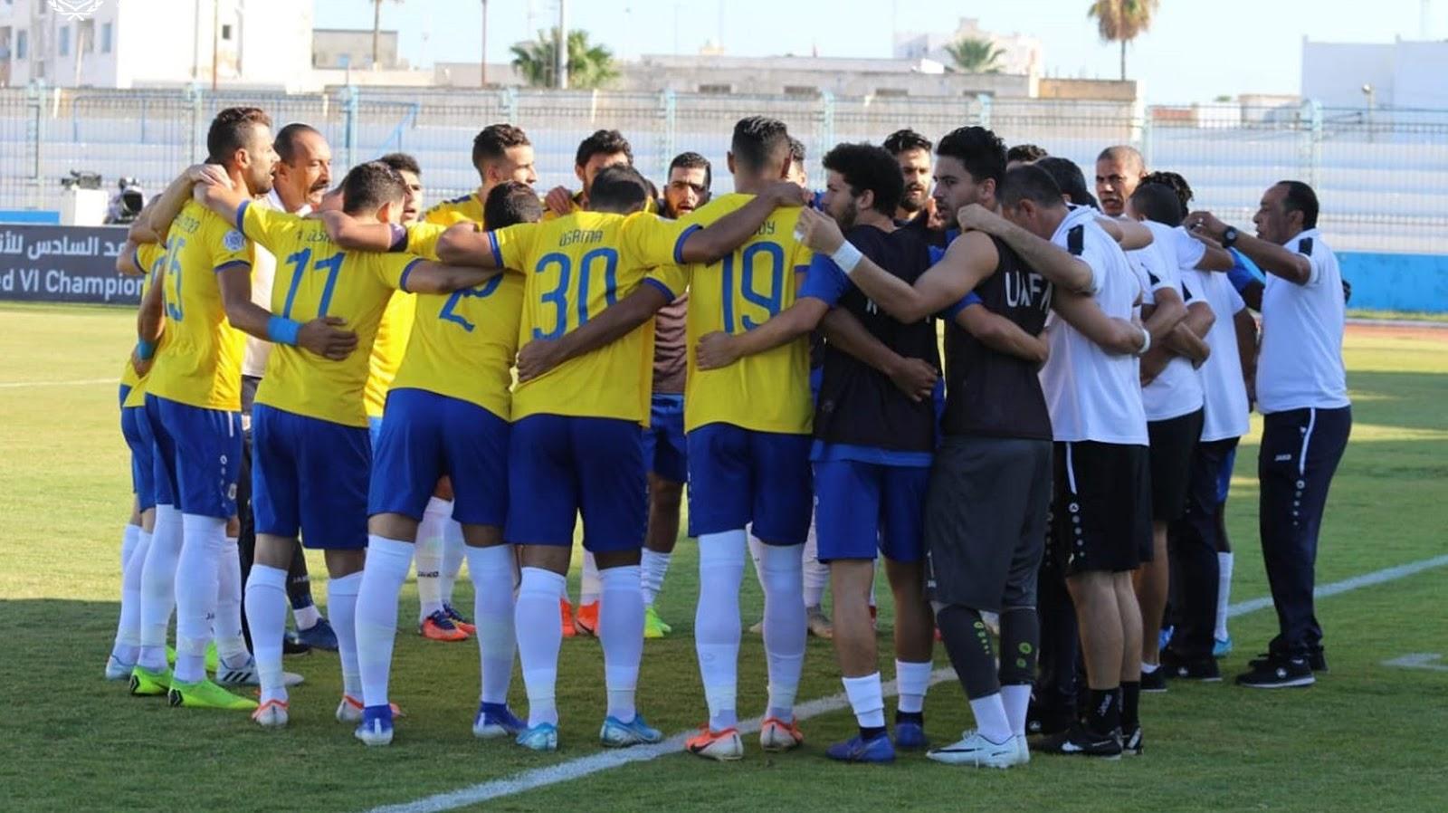 مشاهدة مباراة الاسماعيلي والجزيرة الاماراتي بث مباشر اليوم 23-10-2019 في البطولة العربية