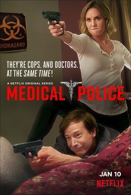 Medical Police (2020-) ταινιες online seires xrysoi greek subs