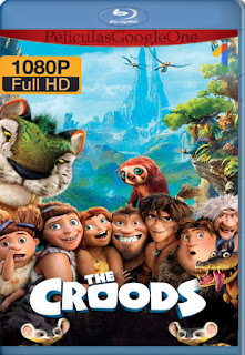 Los Croods (2013) [1080p BRrip] [Latino-Inglés] [LaPipiotaHD]