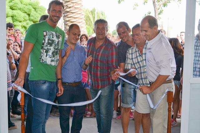El complejo Natatorio Municipal cumple cuatro años desde su reinauguración