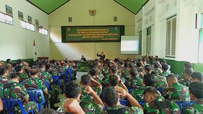 TNI Dukung Bawaslu Awasi Pilkada 2020 Dandim Pastikan TNI Netral