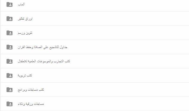 ملف رائع لأنشطة الأبناء للاستفادة خلال فترة الإجازة...