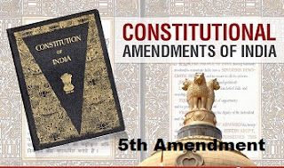5th Amendment in Indian Constitution