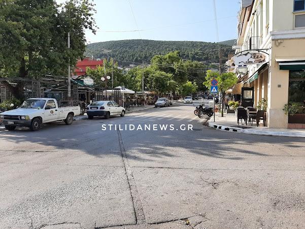 Στυλίδα: Πεζοδρόμηση της οδού Φαλάρων από την 1η Ιουλίου έως τις 30 Αυγούστου, καθημερινά από τις 21:00΄ έως τις 03:00΄