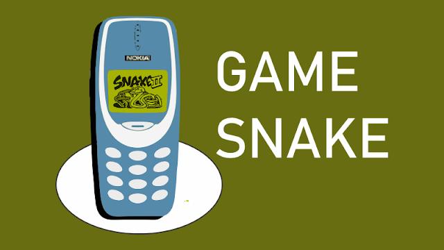 Nostalgia Game Snake Game Paling Ikonik di Handphone Jadul