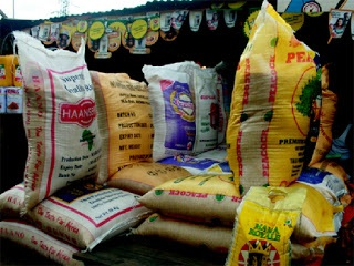 Presidency denies poisonous rice importation