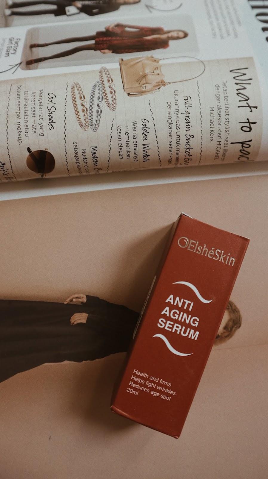 ElsheSkin Anti Aging Serum