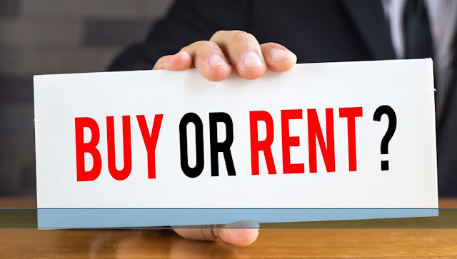 4 Things You Should Consider Renting Instead of Buying