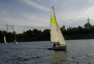 Fotos del curso de vela