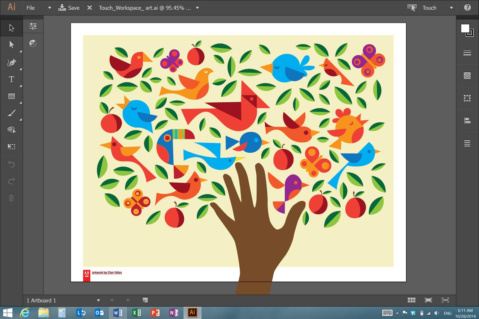 Adobe Illustrator 2020 - download in one click. Virus free.