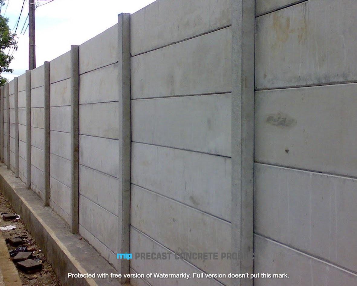 harga pagar panel beton megacon Toroh Grobogan