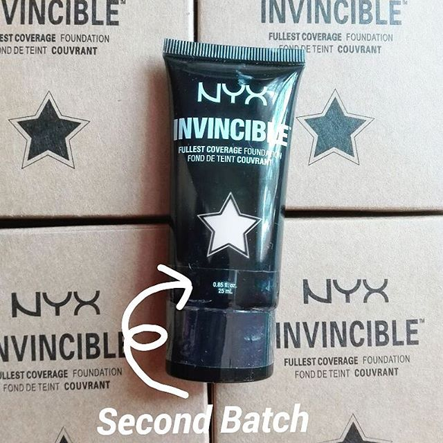 Nyx foundation murah