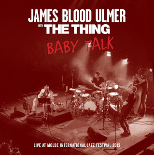 James Blood Ulmer, The Thing, Baby Talk