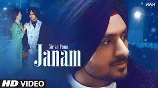 Checkout New Punjabi song Janam & its lyrics penned and sung by Nirvair Pannu
