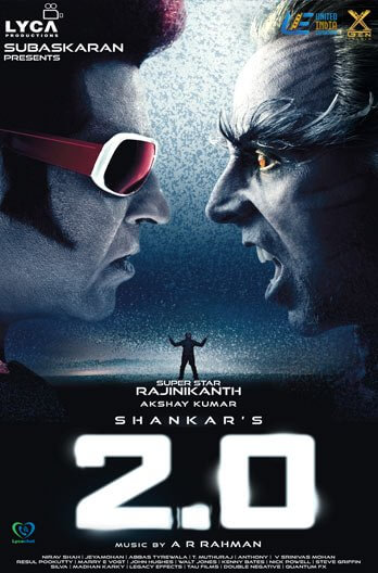 2.0 2018 Hindi Movie Pre-DVDRip 480p 400Mb Download