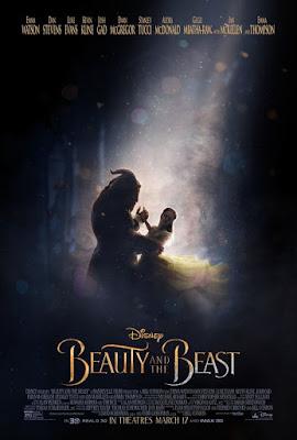 La Bella y la Bestia poster película
