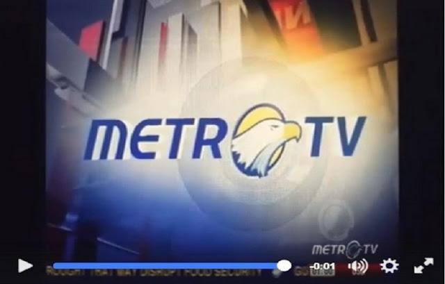 Inilah Video Kesaksian Menggerkan 2 Orang Mantan Wartawan MetroTV Membongkar Manipulasi Berita